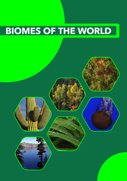 Biomes Of The World - For 3rd-5th Grade